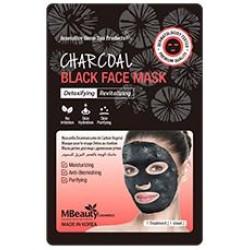 Μάσκα προσώπου ενεργού άνθρακα black face mask Κορέας