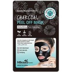 Μάσκα προσώπου ενεργού άνθρακα 7g 3 εφαρμογές Κορέας