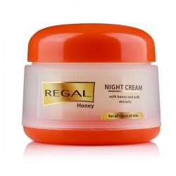 Kρέμα νύχτας με μέλι και γάλα 50ml