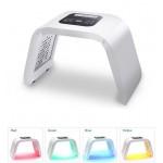 Συσκευή Φωτοθεραπείας LED 4 Χρωμάτων για Πρόσωπο