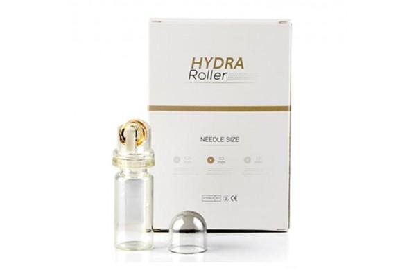 HYDRA Derma roller 64 Titanium 0,25mm σύστημα ενυδάτωσης