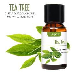 Αιθέριο Έλαιο Τειόδεντρου  Tea Tree 10ml