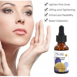 SUPER SERUM 4 PLUS  ( RETINOL, VITAMIN C , VITAMIN B3 , HYALURONIC ACID )